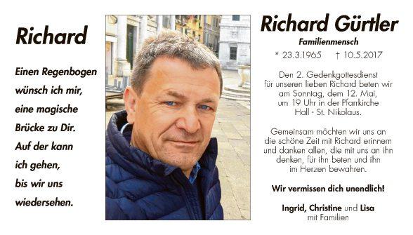 Richard Gürtler