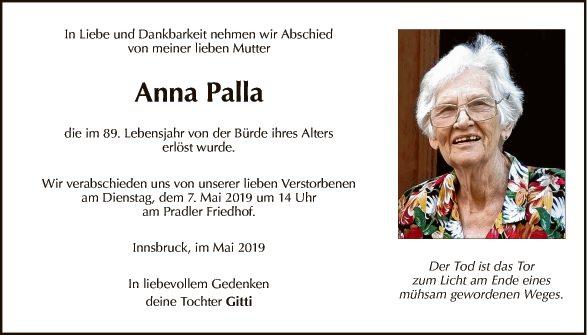 Anna Palla