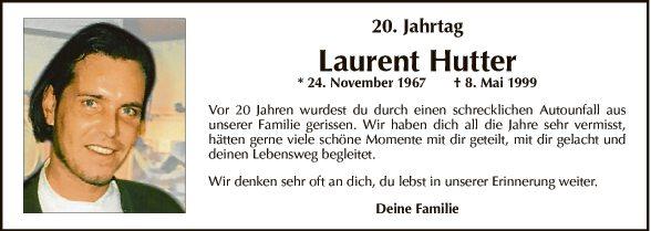 Laurent Hutter