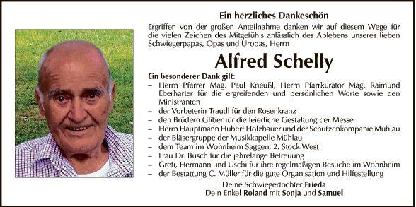 Alfred Schelly