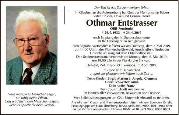 Othmar Entstrasser