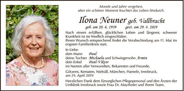 Ilona Neuner