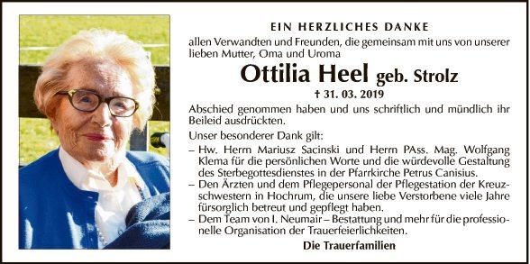 Ottilia Heel