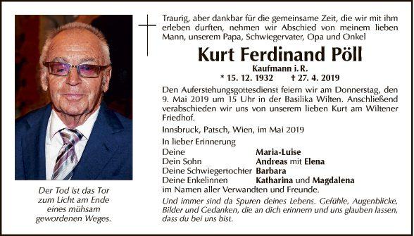 Kurt Ferdinand Pöll