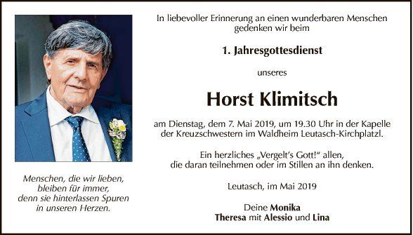 Horst Klimitsch