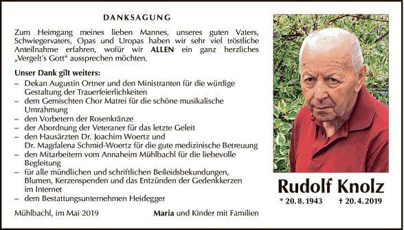 Rudolf Knolz