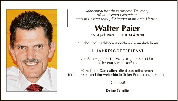 Walter Paier