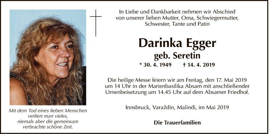 Darinka Egger