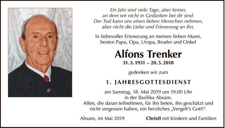 Alfons Trenker