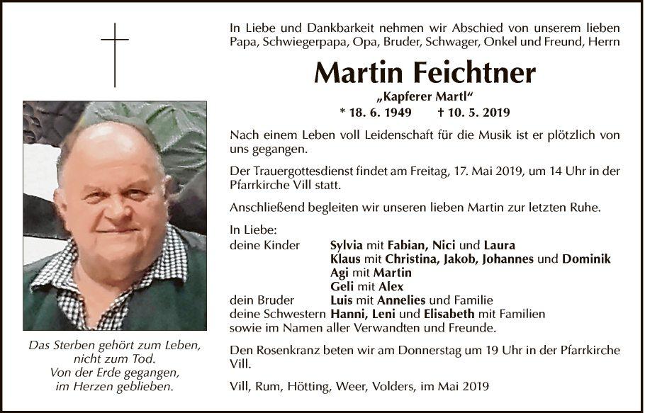 Martin Feichtner