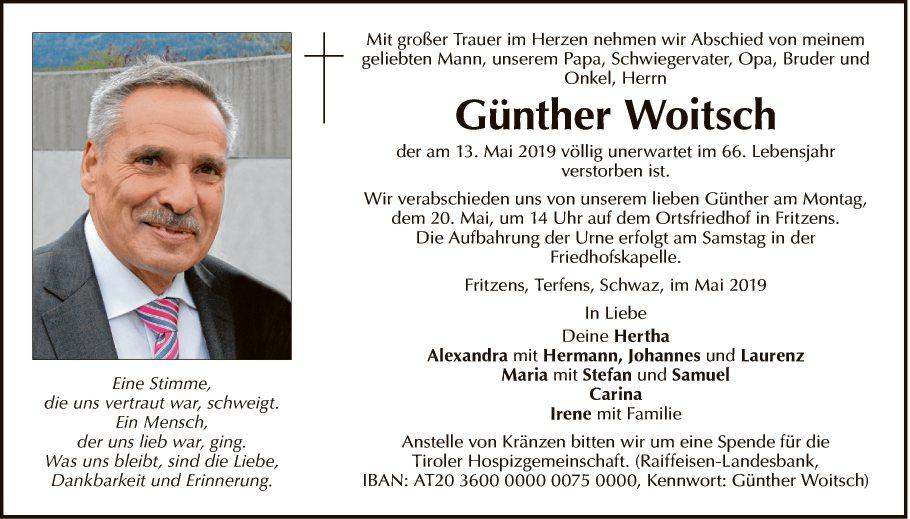 Günther Woitsch