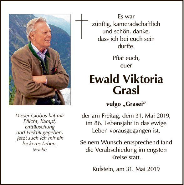 Ewald Viktoria Grasl