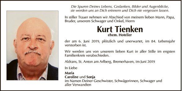 Kurt Tienken
