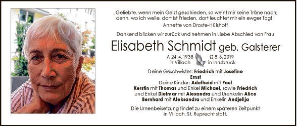 Elisabeth Schmidt