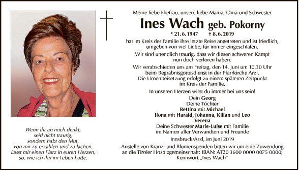 Ines Wach