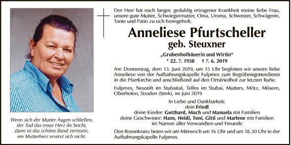 Anneliese Pfurtscheller