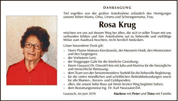 Rosa Krug