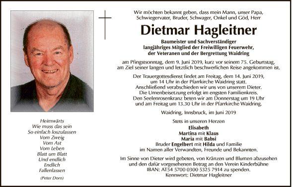 Dietmar Hagleitner