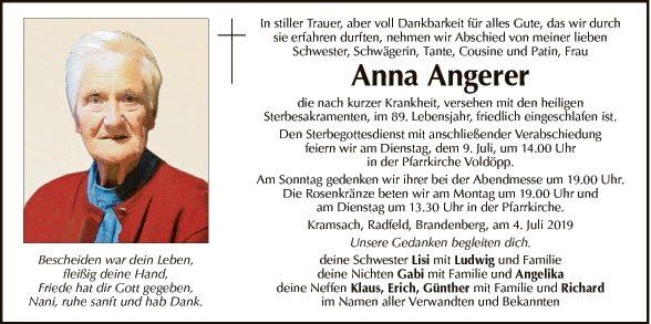 Anna Angerer