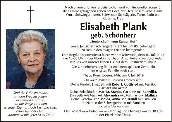 Elisabeth Plank