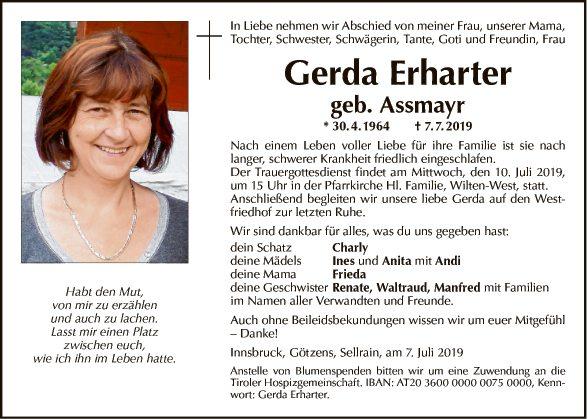 Gerda Erharter