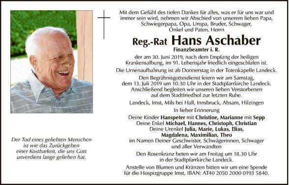 Hans Aschaber