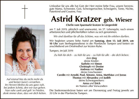 Astrid Kratzer