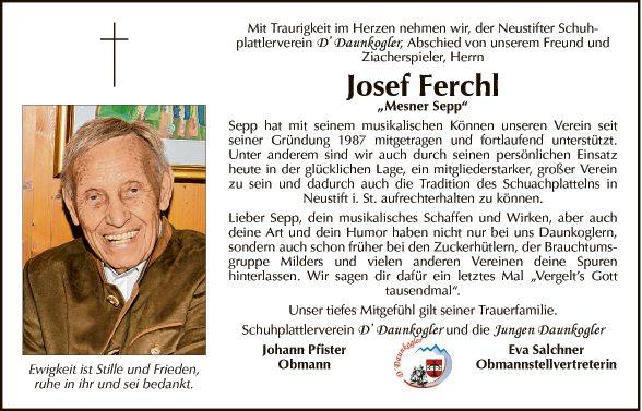 Josef Ferchl