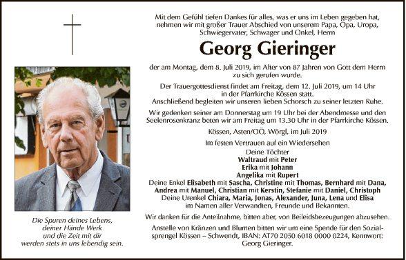 Georg Gieringer