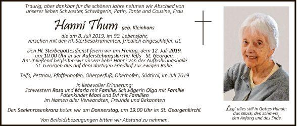 Hanni Thum
