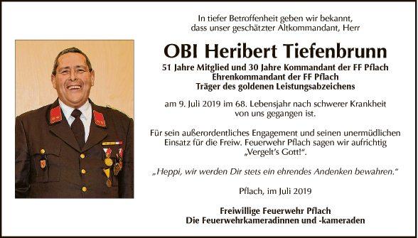 Heribert Tiefenbrunn