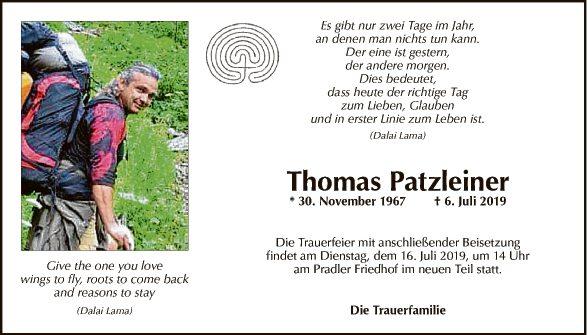 Thomas Patzleiner