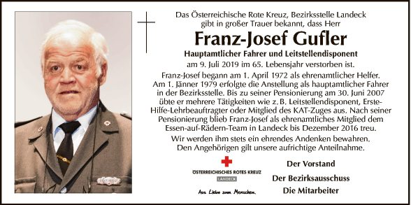 Franz-Josef Gufler