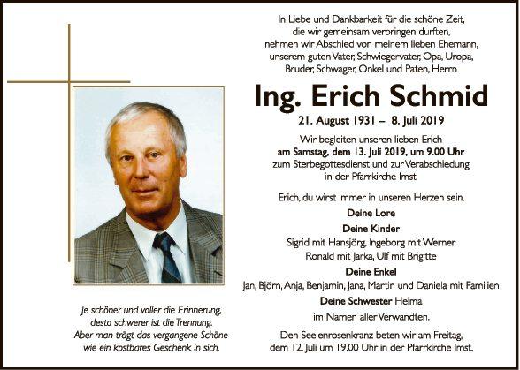 Erich Schmid