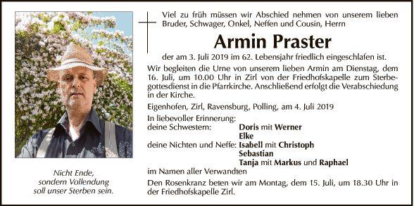 Armin Praster