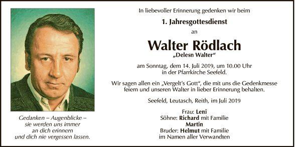 Walter Rödlach
