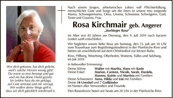 Rosa Kirchmair