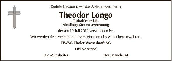 Theodor Longo