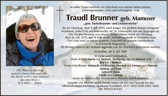 Gertraud Brunner
